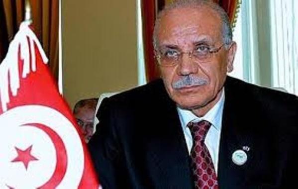 Rafik Belhaj Kacem, ancien ministre de l'Intérieur