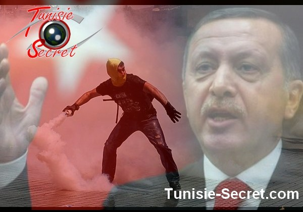 Recep Tayyip Erdogan, corrompu et sanguinaire chez lui, monsieur propre et démocrate à l'étranger.