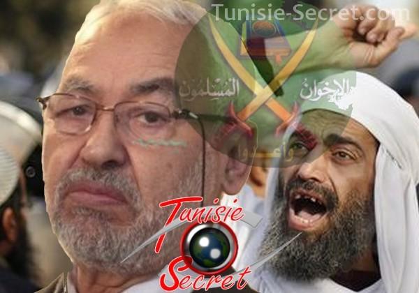 Malgré son démenti, Rached Ghannouchi appartient bel et bien aux Frères Musulmans