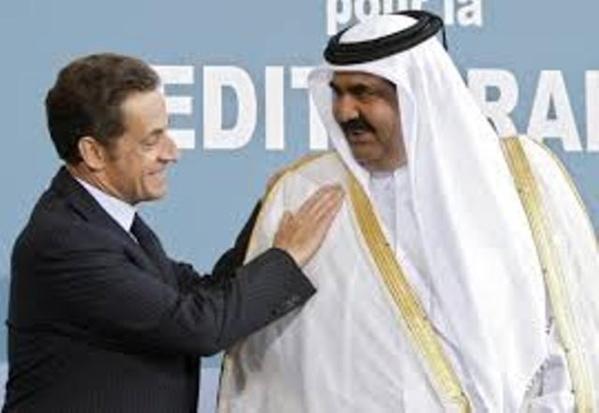 Nicolas Sarkozy et Hamad, une association de malfaiteurs !