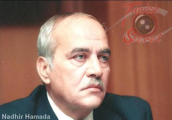 Nadhir Hamada, ancien ministre de l'Environnement et du Développement Durable, arbitrairement maintenu en prison par des juges de l'ancien régime, qui ont bien des crimes à se reprocher.