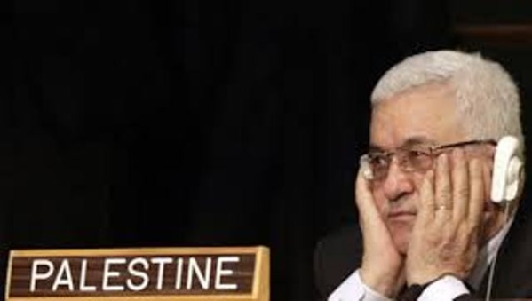 Mahmoud Abbas, à la recherche de la paix perdue !