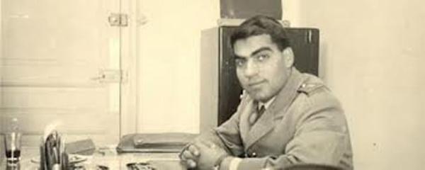 Le soldat Ben Ali, alors jeune officier de l'armée nationale tunisienne, celle-là même que Rachid Ammar a obligé de trahir la Tunisie.