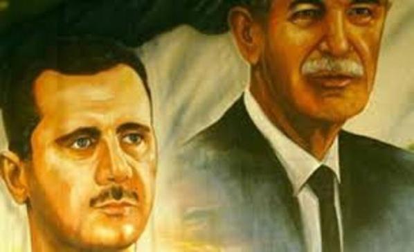 Digne héritier de son père, unique Président arabe démocratiquement élu par son peuple, Bachar el-Assad porte dans ses entrailles la dignité arabe, et dans ses mains le flambeau de la résistance contre les mercenaires de l'islamo-atlantisme.