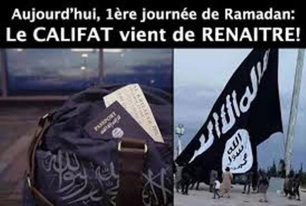 L'emblème des islamo-atlantistes qui se sont déchainés sur l'Irak et la Syrie.