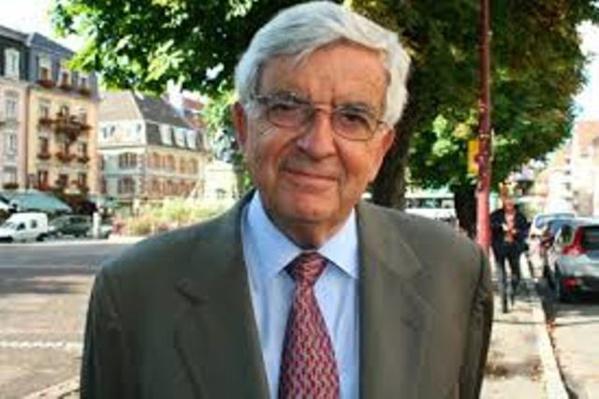 Jean-Pierre Chevènement, un homme d'Etat et illustre républicain qui honore la France.