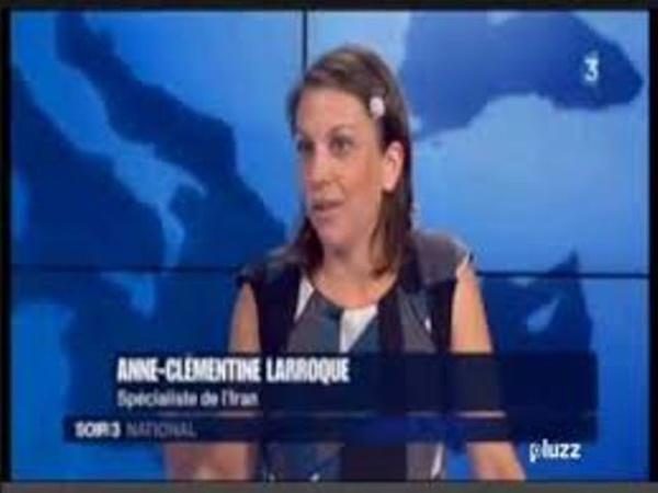 Anne-Clémentine Larroque, enseignante à Sciences-Po.
