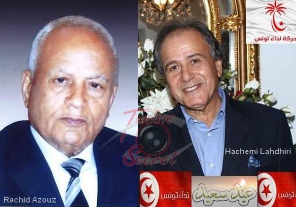 De Moncef Trabelsi à BCE : Affaire Hachemi Lahdhiri/Rachid Azouz, suite et pas fin