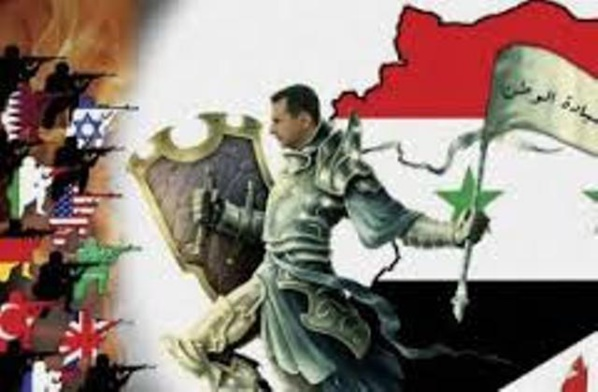 Bachar el-Assad, le Georges Clemenceau des Arabes.
