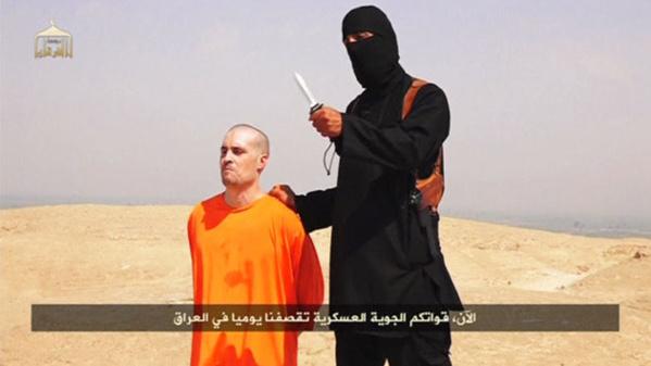 """James Foley (41 ans), égorgé par un islamiste """"modéré"""" de nationalité britannique !"""