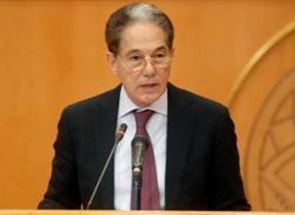 Abderrahim Zouari, fin politique et redoutable stratège, plusieurs fois ministre sous la présidence de Bourguiba et de Ben Ali.