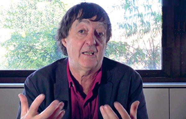 """Nicolas Beau, auteur de """"L'Exception tunisienne"""", récemment paru aux éditions du Seuil."""