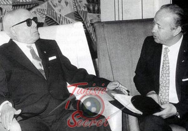 Béji Caïd Essebsi, digne successeur de Bourguiba à la tête de la République tunisienne.