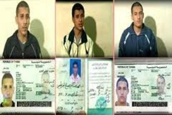 Quelques crapules terroristes arrêtées en Syrie, coupables de meurtres et de pillage.