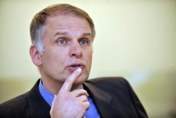 Alain Destexhe, un sénateur belge qui redoute l'islamisme chez lui, en Europe et dans le monde arabe.