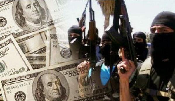 L'argent, le nerf de la guerre.