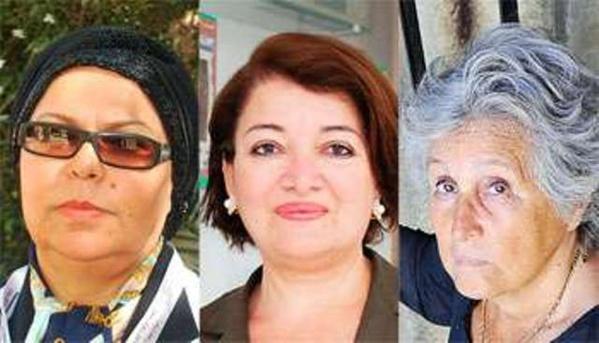 Mongia Nefzi Souahi, Iqbal Gharbi et Wassyla Tamzali, pour une exégèse progressiste du Coran.