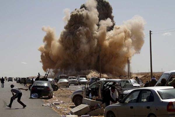 Violents combats aux frontières tuniso-libyennes