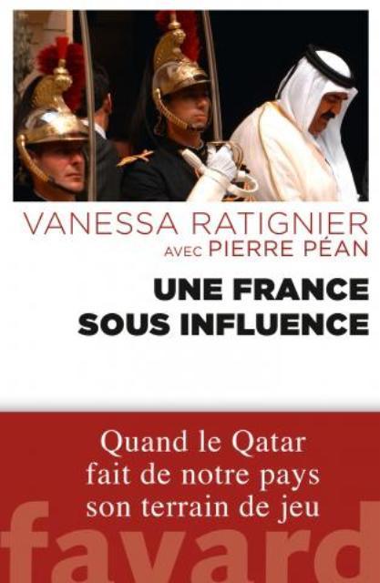 Le livre explosif de Vanessa Ratignier et Pierre Péan, édité chez Fayard.