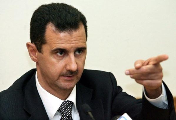 Bachar Al-Assad: c'est vous les responsables de ce qui vous arrive.