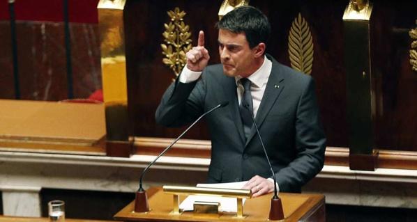 Manuel Valls : oui la France est en guerre contre le terrorisme, le djihadisme et l'islamisme radical