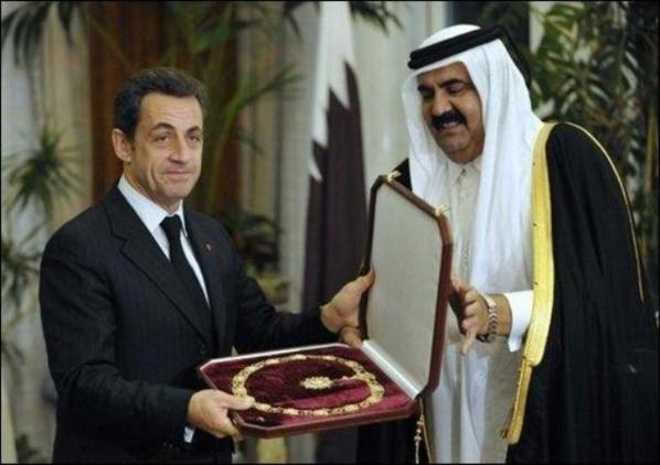 En titrant « Nicolas Sarkozy doit rompre avec le Qatar », Le Monde vire de bord
