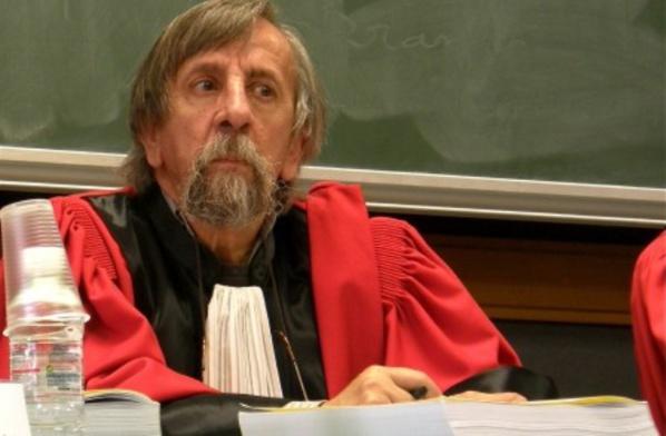 Sami Aldeeb, docteur en droit de l'Université de Fribourg et professeur des universités.