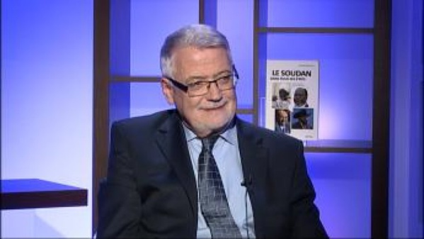 Michel Raimbaud, ancien Ambassadeur de France.