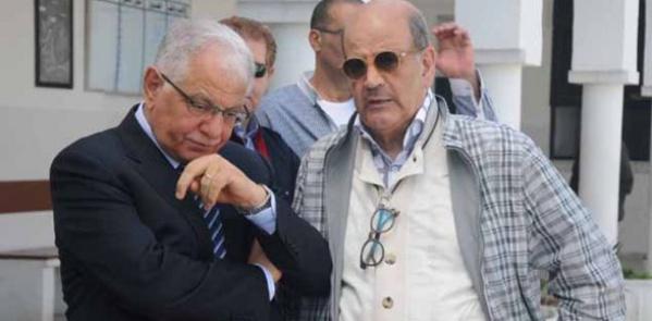 Kamel Morjane et Abderraouf Khammassi.