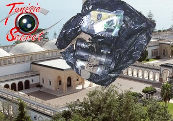 Exclusif : une bombe désamorcée au Palais de Carthage !