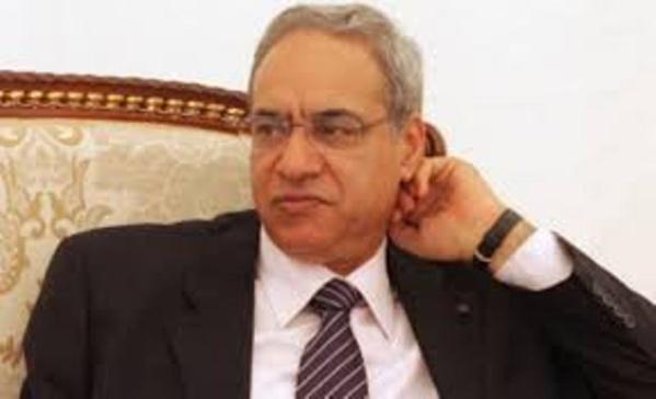 Taoufik Baccar, ancien ministre et Gouverneur de la Banque Centrale.