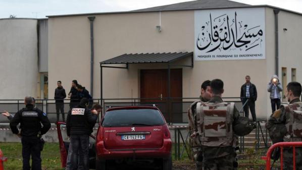 La mosquée de Valence, paisible jusqu'à l'attentat de ce tunisien.