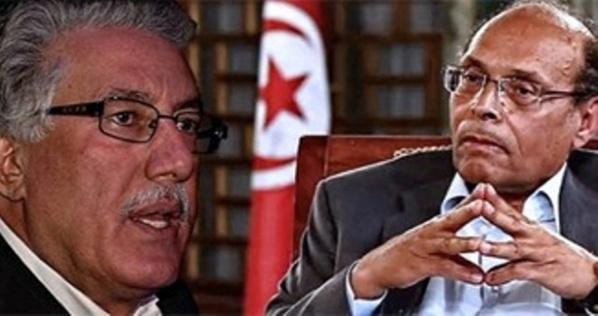 Hamma Hammami et Moncef Marzouki, frères en trahison, adversaires en ambition.