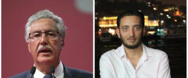 Hamma Hammai et Yassine Ayari ex cyber-collabos et actuel mercenaire des services qataris en France.
