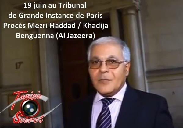 Mezri Haddad, qui était seul contre tous.
