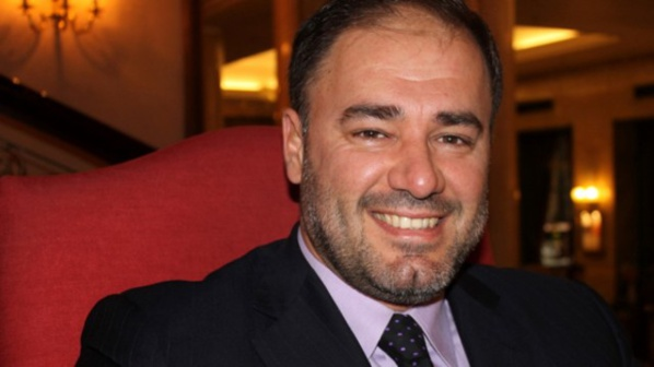 Le Frère musulman palestinien Waddah Khanfar, PDG d'Al-Jazeera de 2003 à 2011.