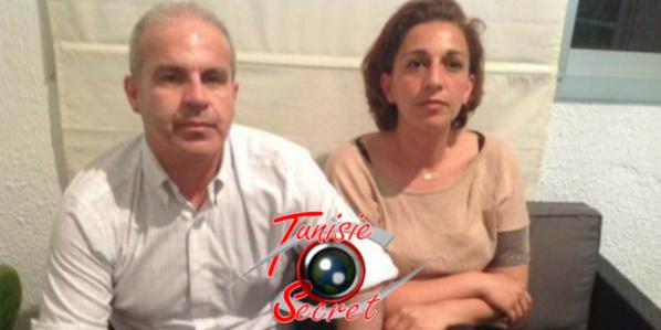 Sarra et Sami Daboussi, courageux et combatifs comme leur défunt père.