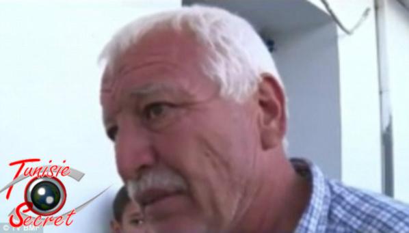 Mondher Bouhlel, le père du terroriste islamiste.