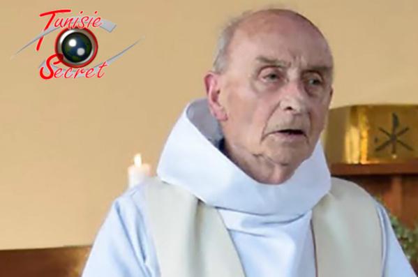 Jacques Hamel, prêtre auxiliaire de Saint-Etienne-du-Rouvray, tué lors de l'attaque terroriste revendiquée par l'État dit islamique.