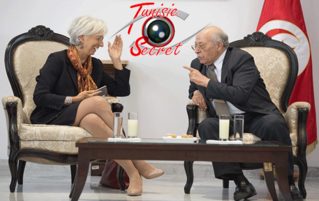 L'époque où Chedly Ayari pouvait encore mentir à Christine Lagarde.