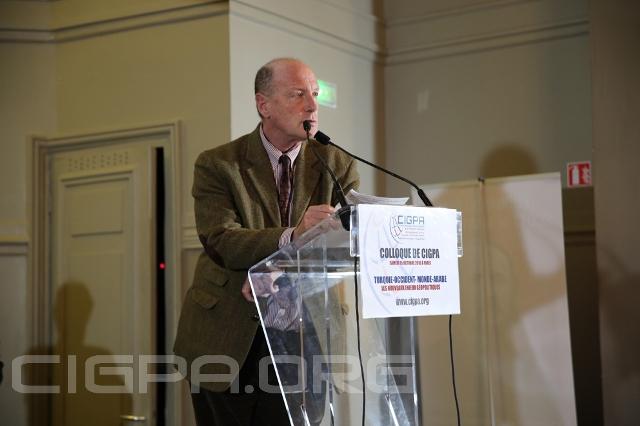 Renaud Girard, Professeur à Sciences-Po Paris et géopolitologue du Figaro.