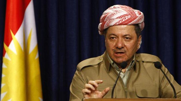 Massoud Barazani