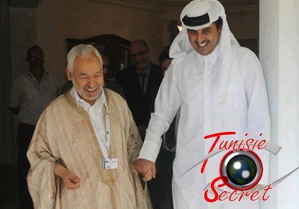 Tunisie : Ennahda, la dernière carte du Qatar