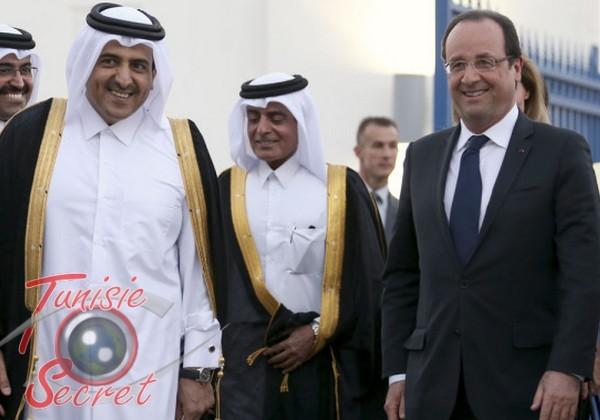L'ambassade du Qatar à Paris : le temple où gauche et droite fraternisent (audio)