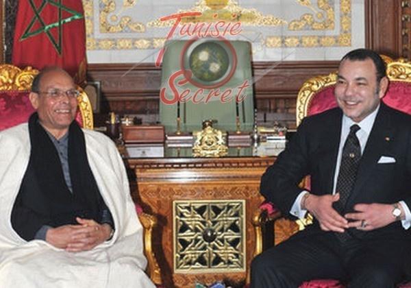 Le président tunisien est un sujet de son altesse royale du Maroc (vidéo)