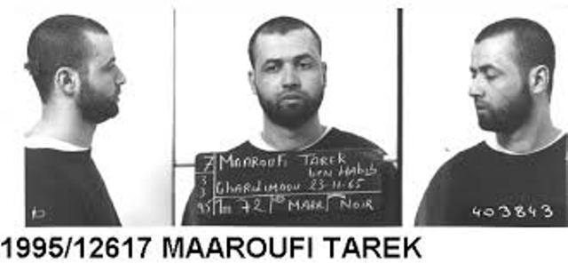 Le terroriste Tarek Maaroufi, patron de Seifallah Ben Hassine et commandeur secret d'Ansar al-charia.