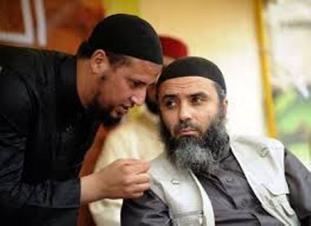 "Seifallah Ben Hassine, alias Abou Iyadh, l'islamo-terroriste que les ""révolutionnaires"" ont libéré en 2011."