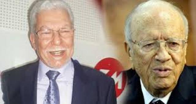 """Béji Caïd Essebsi et Taïeb Baccouche, ou l'alliance entre le """"prolétariat bourgeois"""" et la """"bourgeoisie prolétaire"""" !"""