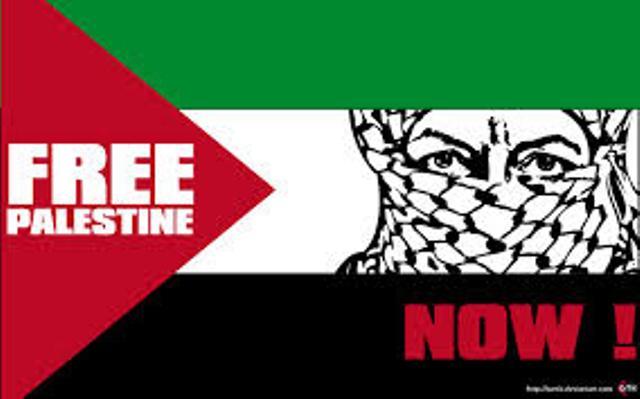 La Palestine aux Palestiniens !