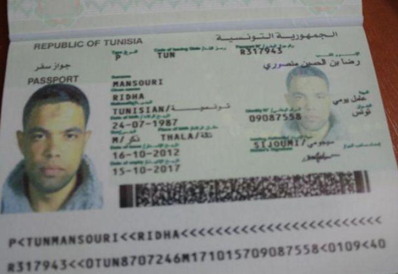 Une crapule tunisienne dénommée Ridha Mansouri
